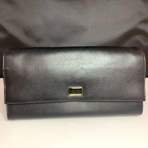 Vintage Koltov Collections Organizer Clutch Bag